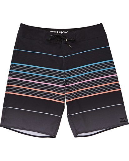 0 Line Up X Boardshorts  M125QBNE Billabong