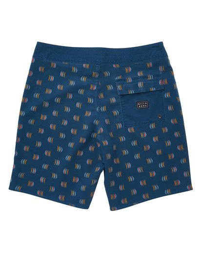 1 Sundays Mini Pro Boardshorts Blue M125TBSM Billabong