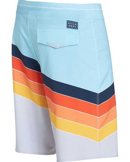 2 North Point X Boardshorts Green M126NBNP Billabong