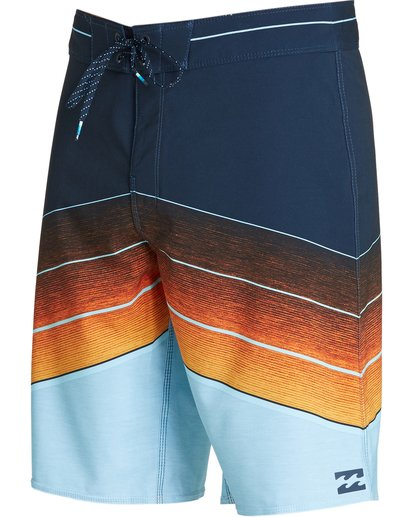 1 North Point X Boardshorts Orange M126NBNP Billabong