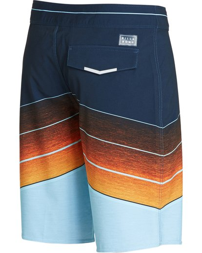 2 North Point X Boardshorts Orange M126NBNP Billabong