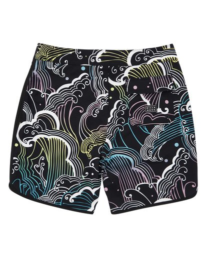 1 73 Lineup Pro Boardshorts Black M126TBSL Billabong