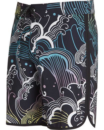 2 73 Lineup Pro Boardshorts Black M126TBSL Billabong