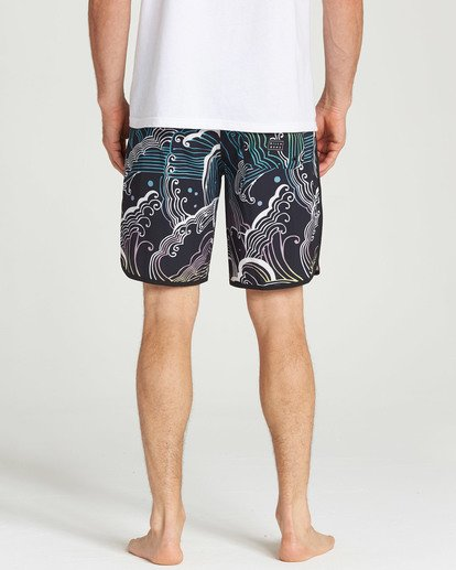 5 73 Lineup Pro Boardshorts Black M126TBSL Billabong
