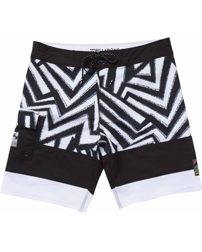 0 Pump X Boardshorts Black M127NBPM Billabong