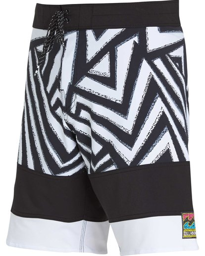1 Pump X Boardshorts Black M127NBPM Billabong