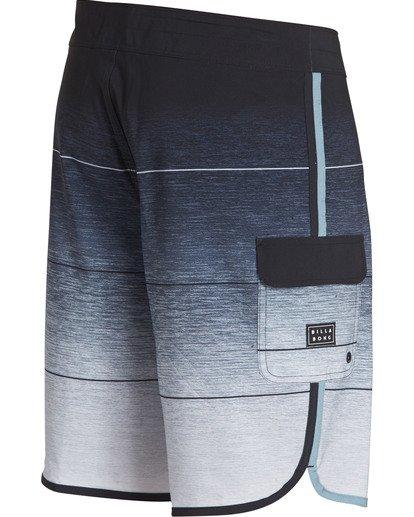 3 73 Stripe Pro Boardshorts Grey M127TBST Billabong