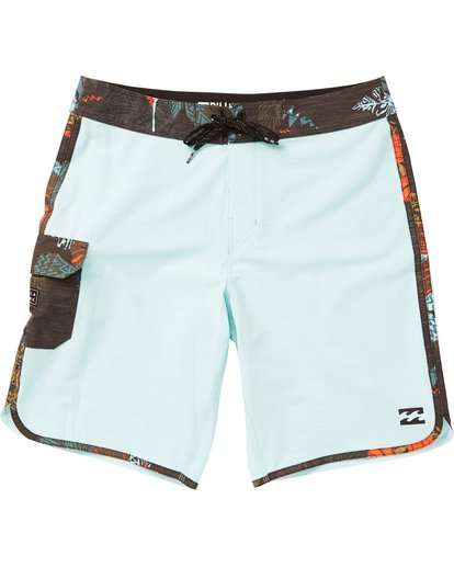 0 73 X Boardshorts Green M128NBST Billabong