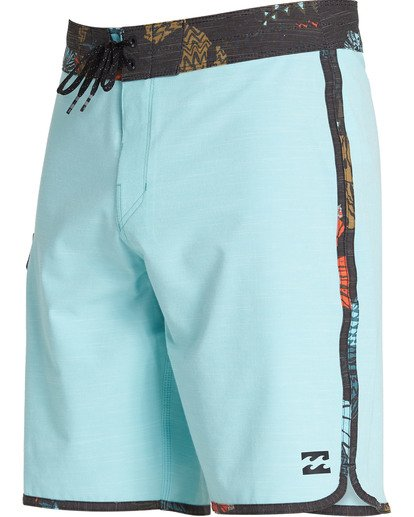 2 73 X Boardshorts Green M128NBST Billabong