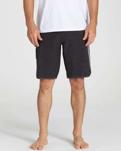 1 73 X Boardshorts Black M128NBST Billabong