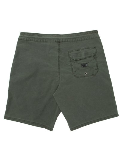 1 Wave Washed Lo Tides Boardshorts Green M128QBWS Billabong