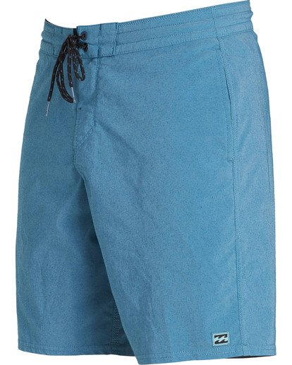 1 Wave Washed Lo Tides Boardshorts Blue M128QBWS Billabong