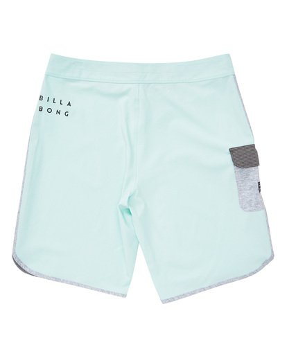 1 73 Pro Boardshorts Green M128TBSE Billabong