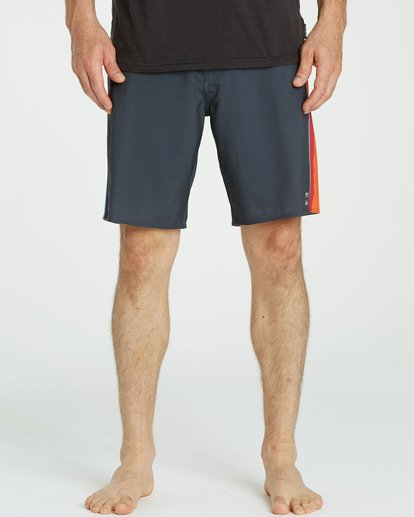 2 D Bah X Boardshorts Grey M129MDBA Billabong