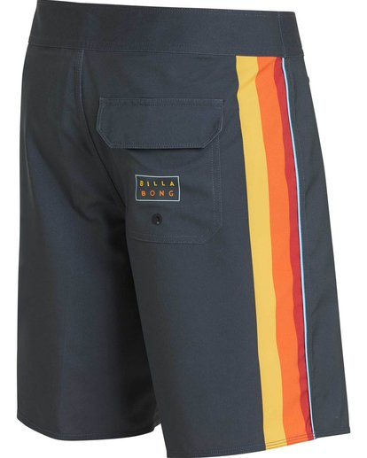 4 D Bah X Boardshorts Grey M129MDBA Billabong