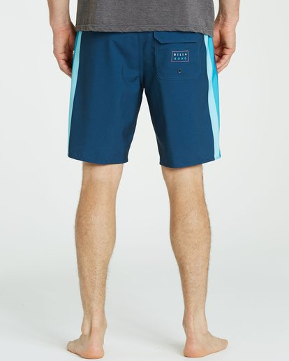 4 D Bah X Boardshorts Blue M129MDBA Billabong