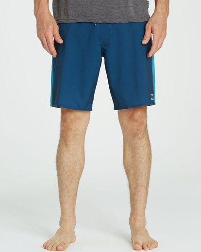 1 D Bah X Boardshorts Blue M129MDBA Billabong