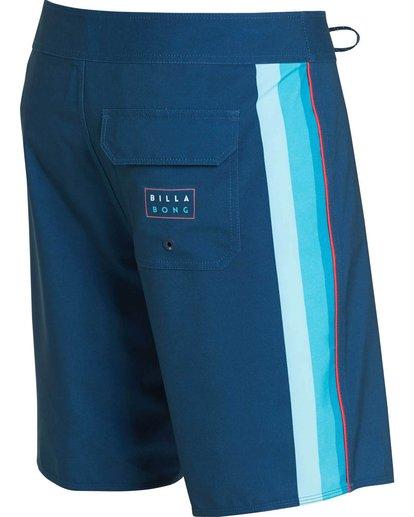 3 D Bah X Boardshorts Blue M129MDBA Billabong