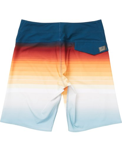 1 Fluid X Boardshorts Blue M130NBFL Billabong