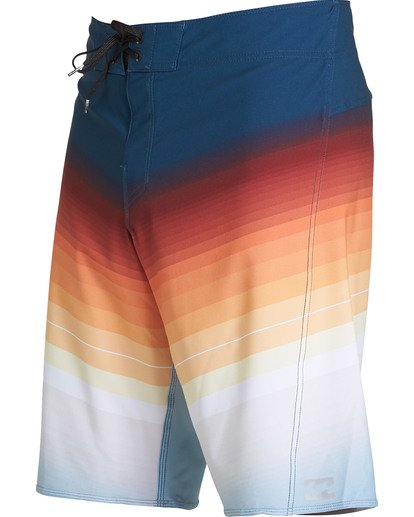 2 Fluid X Boardshorts Blue M130NBFL Billabong