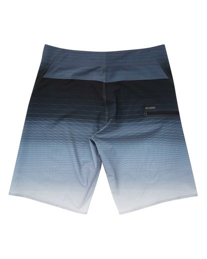 1 Fluid Pro Boardshorts Grey M131TBFL Billabong