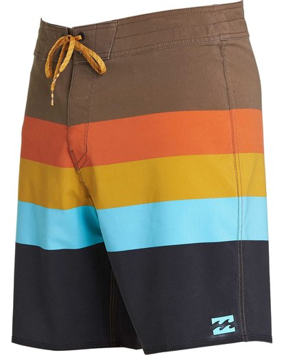 1 Momentum X Short Boardshorts Blue M133NBMO Billabong