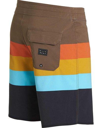 2 Momentum X Short Boardshorts Blue M133NBMO Billabong