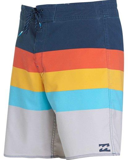 1 Momentum X Short Boardshorts Orange M133NBMO Billabong