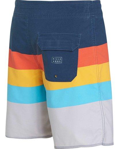 2 Momentum X Short Boardshorts Orange M133NBMO Billabong
