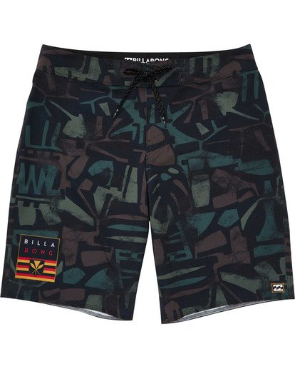 0 SUNDAYS X HAWAII Camo M133QBSH Billabong