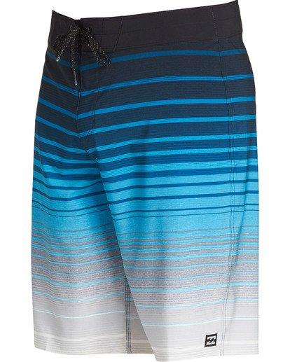 1 All Day Stripe Pro Boardshorts Blue M133TBAS Billabong