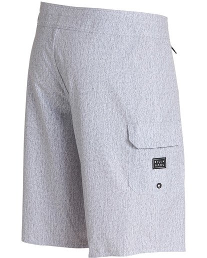 3 All Day Pro Boardshorts Grey M135TBAD Billabong