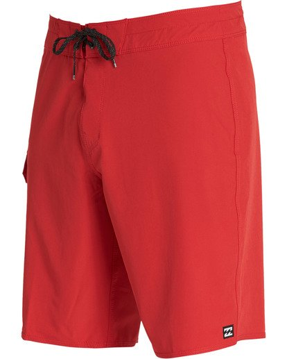 3 All Day Pro Boardshorts Red M135TBAD Billabong