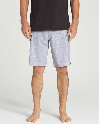 4 All Day Pro Boardshorts Grey M135TBAD Billabong
