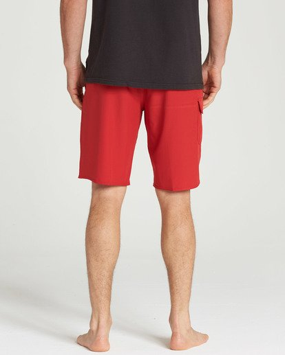 6 All Day Pro Boardshorts Red M135TBAD Billabong