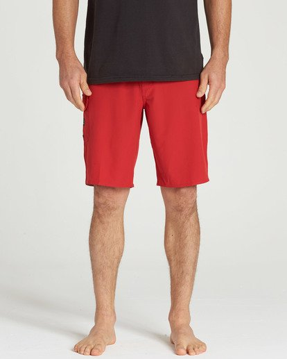5 All Day Pro Boardshorts Red M135TBAD Billabong