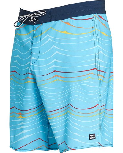 1 Sundays Lo Tides Boardshorts Blue M142NBSU Billabong