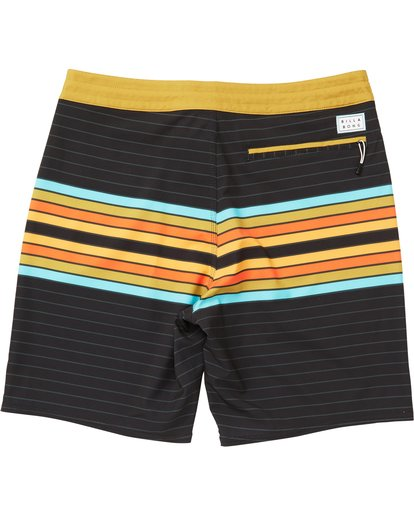 1 Spinner Lo Tides Boardshorts Black M143QBSP Billabong