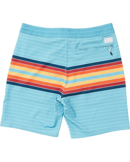 1 Spinner Lo Tides Boardshorts Blue M143QBSP Billabong