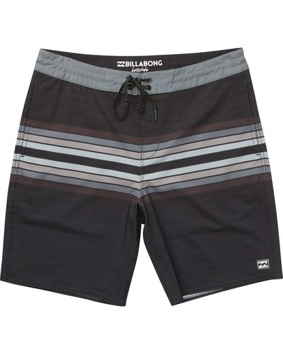 0 Spinner Lo Tides Boardshorts Grey M143QBSP Billabong