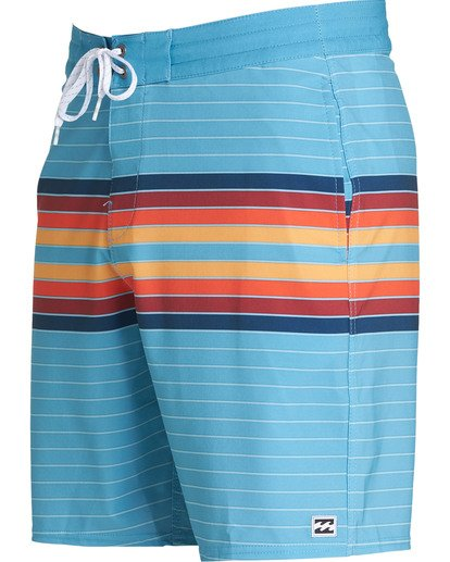 2 Spinner Lo Tides Boardshorts Blue M143QBSP Billabong
