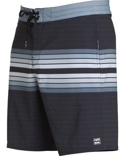 1 Spinner Lo Tides Boardshorts Grey M143QBSP Billabong