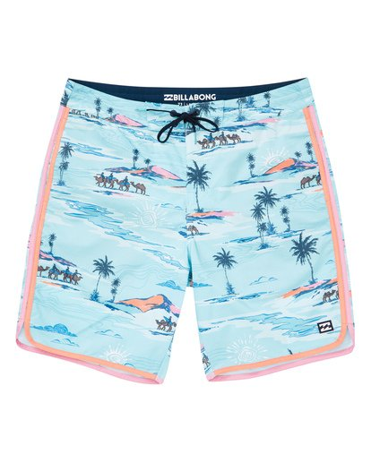 0 73 Lineup LT Boardshorts Blue M143TBSL Billabong