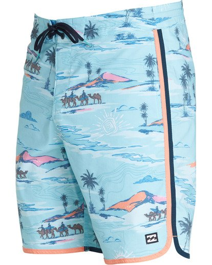 2 73 Lineup LT Boardshorts Blue M143TBSL Billabong