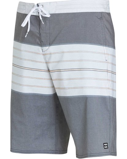 4 Stringer Lo Tides 21 Boardshorts Black M144NBST Billabong