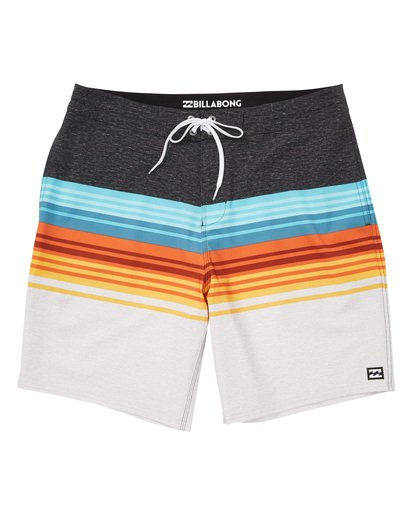 0 Spinner LT Boardshorts Orange M144TBSP Billabong