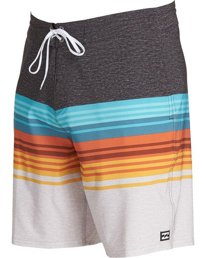 1 Spinner LT Boardshorts Orange M144TBSP Billabong
