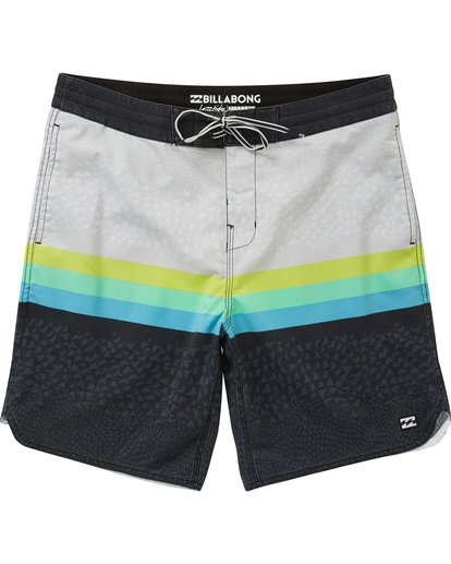 0 Fifty50 Lo Tides Boardshorts Black M145NBFF Billabong