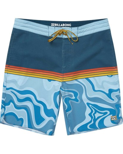 0 Fifty50 Lo Tides Boardshorts Blue M145NBFF Billabong