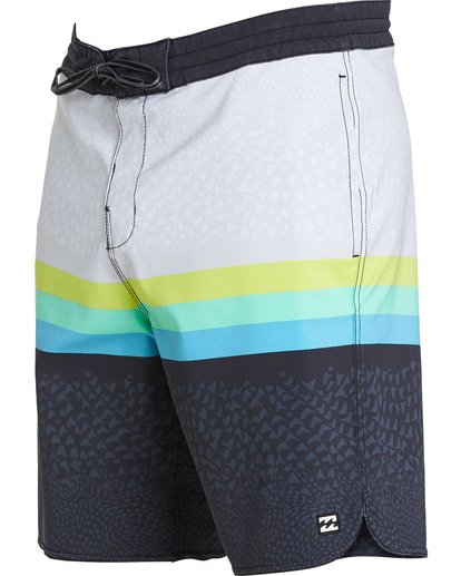 1 Fifty50 Lo Tides Boardshorts Black M145NBFF Billabong